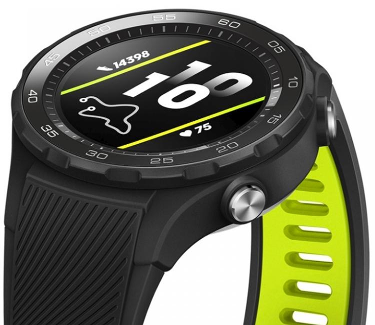 Huawei Watch 2 (2018): смарт-часы с поддержкой eSIM или nano-SIM