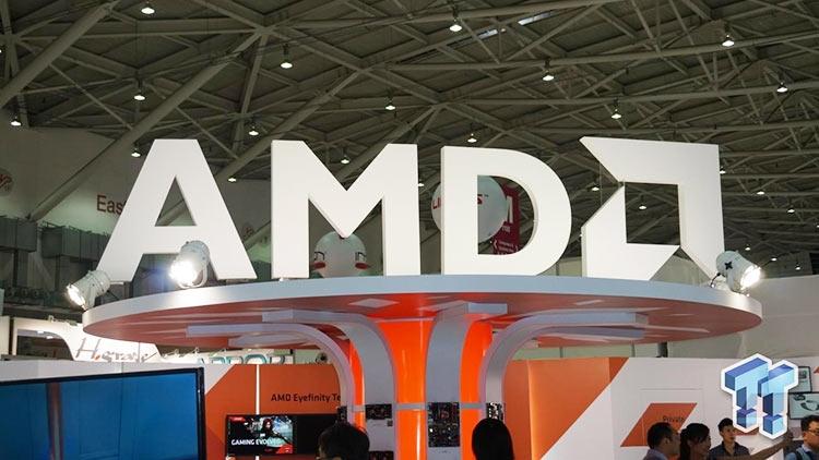 AMD на Computex 2018 представит 7-нм видеокарту Vega 20 с 32 Гбайт HBM2