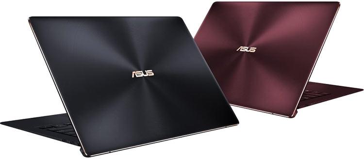 Computex 2018: ультратонкий ноутбук ASUS ZenBook S с уникальным дизайном петель