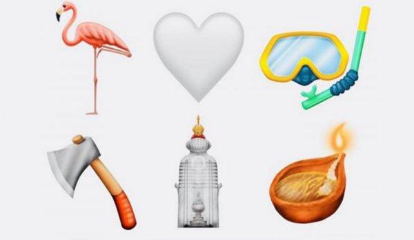 Новые эмоджи добавят в iOS 12