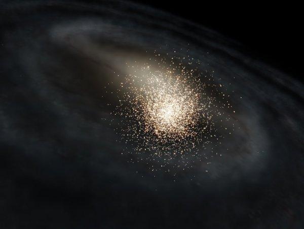 Ученые: Шаровым звездным скоплениям не больше 9 млрд лет