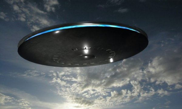 «Горящий» НЛО сняли на видео над Новой Зеландией