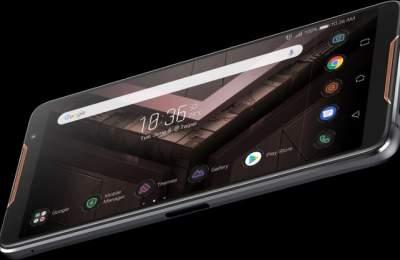 Asus представила игровой смартфон ROG Phone