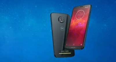 Motorola рассказали об уникальности Z3 Play