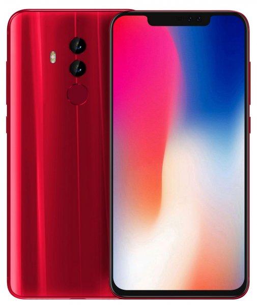 Определён китайский смартфон, идущий в ногу с iPhone X и Huawei