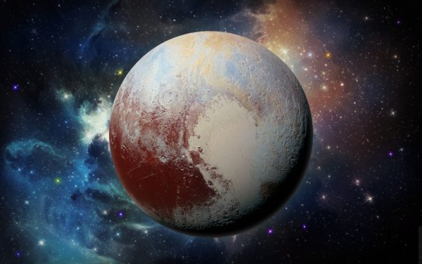 Ученые обнаружили на Плутоне 5-километровые ледяные башни