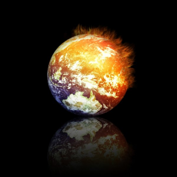Ученые: От глобальной катастрофы Землю отделяют всего два градуса