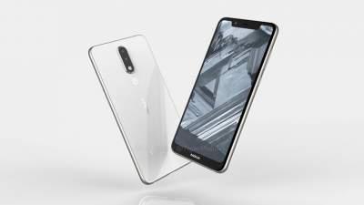 Рассекречен дизайн смартфона Nokia 5.1 Plus