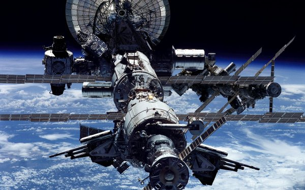 Россия будет обмениваться данными с МКС с помощью квантового канала