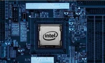 Intel готовит новые 10-нм модели процессоров