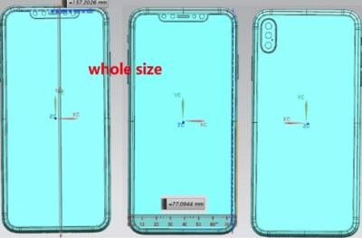 Появились новые подробности о новых iPhone