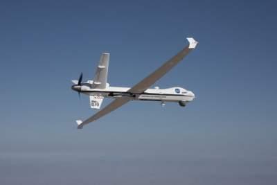 NASA впервые испытало гигантский беспилотник в реальных условиях