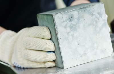 Изобретен экологически чистый бетон