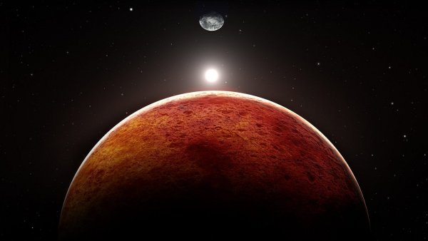 Учёные нашли логическое объяснение НЛО, который разбился на Марсе