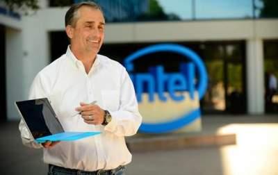 Intel объявила об отставке исполнительного директора