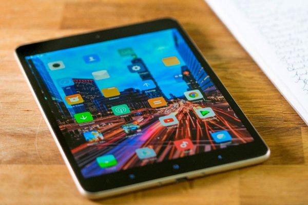 В сети впервые появился планшет Xiaomi Mi Pad 4