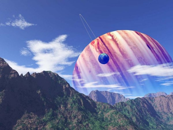 Астрономы выяснили, как формируется новая Земля