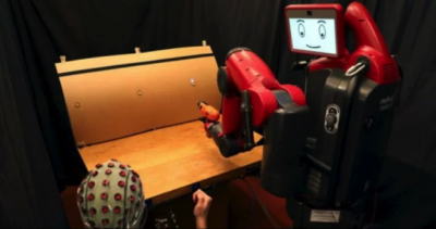 Робот научился читать человеческие мысли