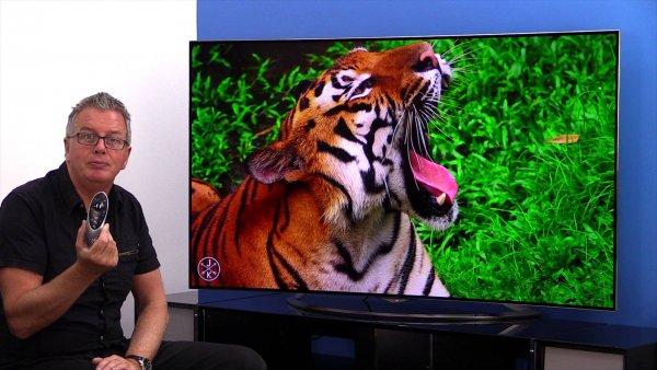 Стартовали продажи дорогостоящих телевизоров LG OLEDB8