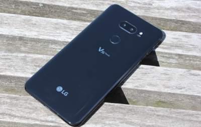 Смартфон LG V40 получит пять камер