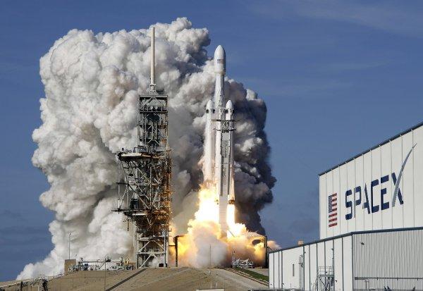 В США назвали «безоговорочных» лидеров покорения космоса