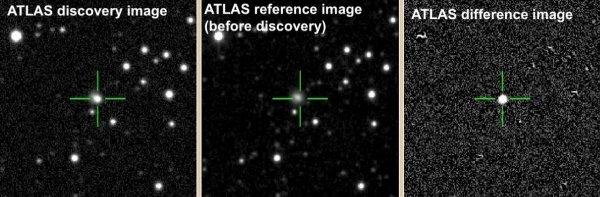 Загадочная вспышка в далекой галактике заинтриговала астрономов