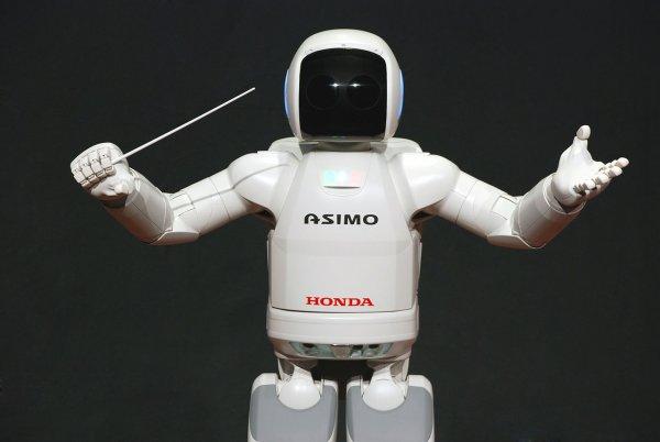 Honda разрабатывает новых андроидов на базе робота ASIMO