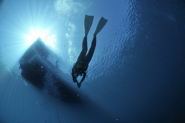Феномен подводного образования в Атлантическом океане встревожил учёных
