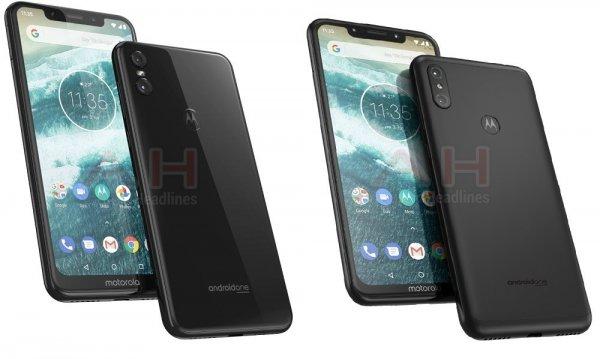 Google и Motorola выпустят два совместных смартфона