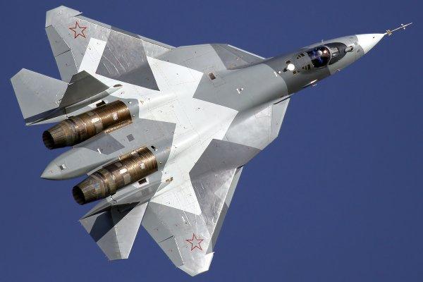 Заключён первый контракт по поставке истребителей Су-57