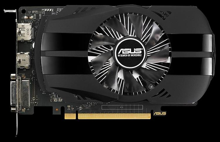 ASUS и Gigabyte выпустили новые модели GeForce GTX 1050 3GB