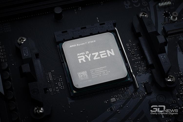 AMD выпустит четыре новых процессора Pinnacle Ridge