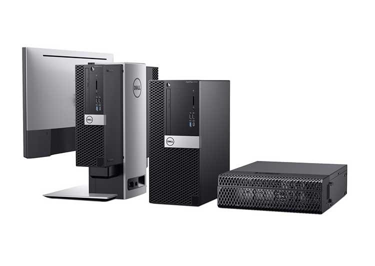 Dell анонсировала старт продаж в России ноутбуков Latitude, а также настольных систем и моноблоков OptiPlex