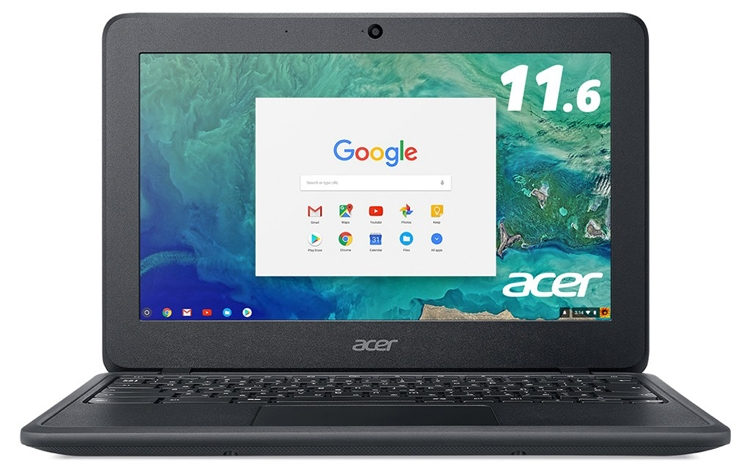 Новый ноутбук Acer Chromebook 11 оснащён модулем LTE
