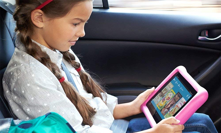 Планшет Amazon Fire HD 10 Kids Edition с 10,1