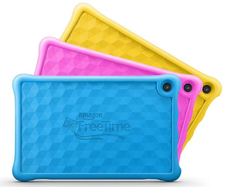 Планшет Amazon Fire HD 10 Kids Edition с 10,1