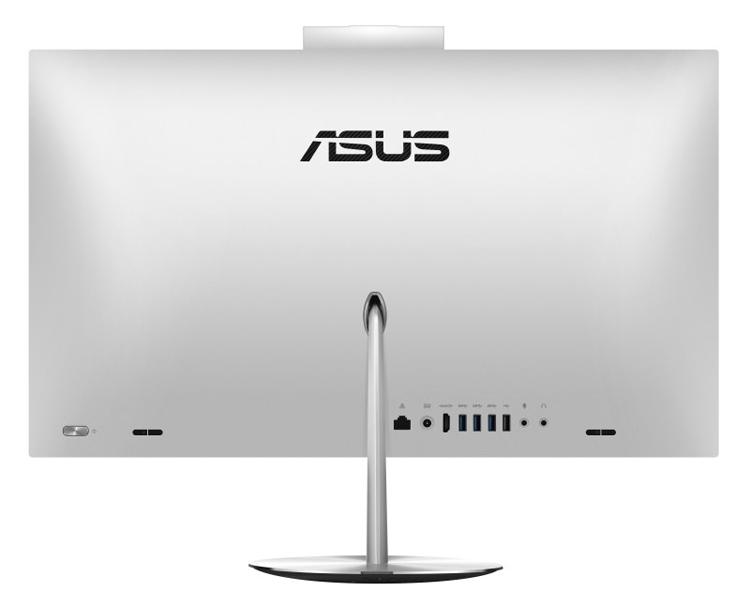 Моноблок ASUS Zen AiO ZN242GDK оснащён ускорителем GeForce GTX 1050