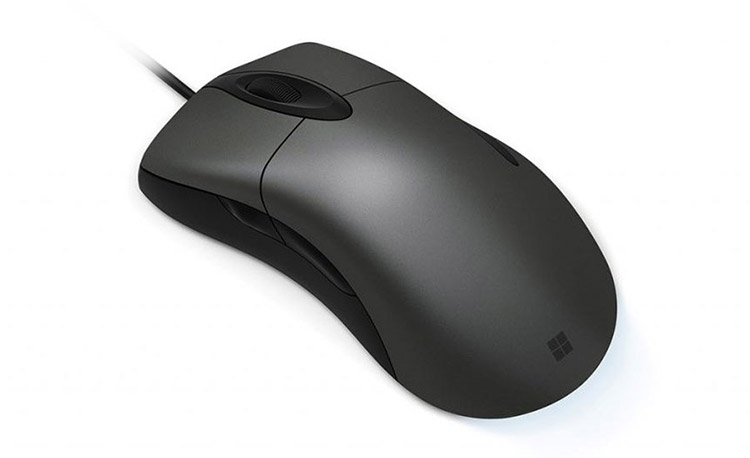 Microsoft рассказала о возрождении классической мыши IntelliMouse