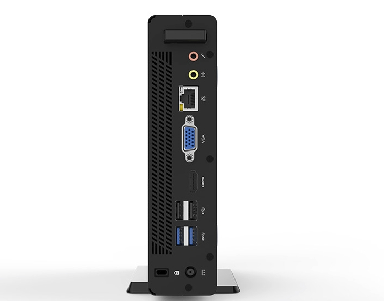 Неттоп ECS Liva One Plus CL допускает установку процессора Intel Coffee Lake