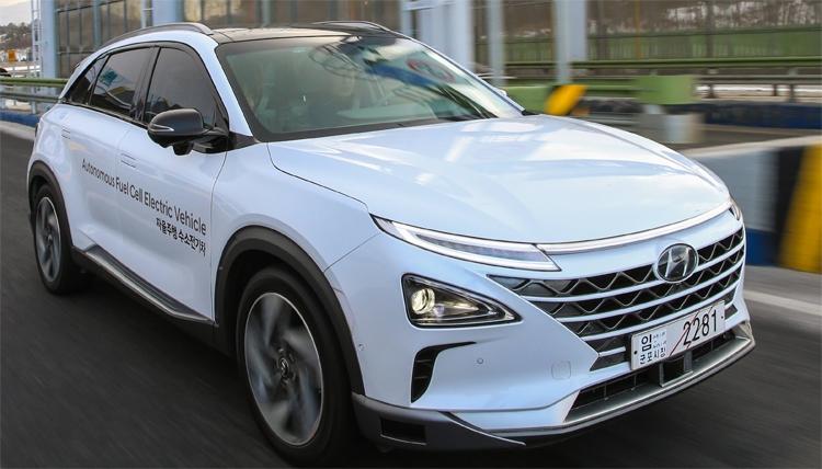 Audi и Hyundai совместно займутся разработкой водородных автомобилей