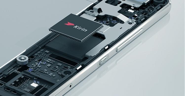 Huawei выпустит процессор Kirin 710 для смартфонов среднего уровня