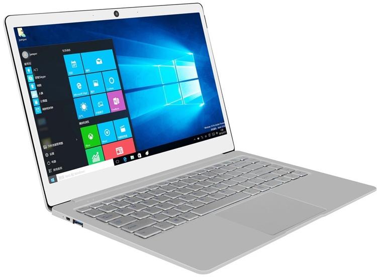 Ноутбук Jumper EZBook X4 на платформе Intel Gemini Lake стоит $300