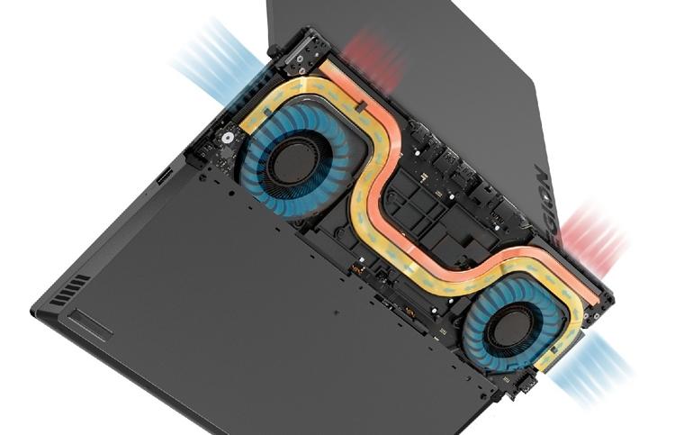 Новые игровые ноутбуки Lenovo Legion получили экран с частотой обновления 144 Гц