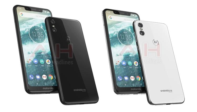 Смартфон Motorola One получит дисплей с вырезом и двойную камеру