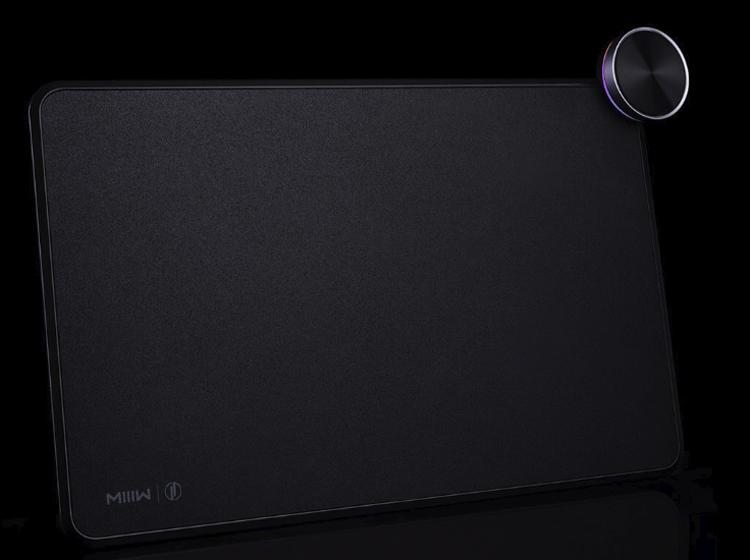 Xiaomi Mi Smart Mouse Pad: коврик для мыши с функцией беспроводной зарядки