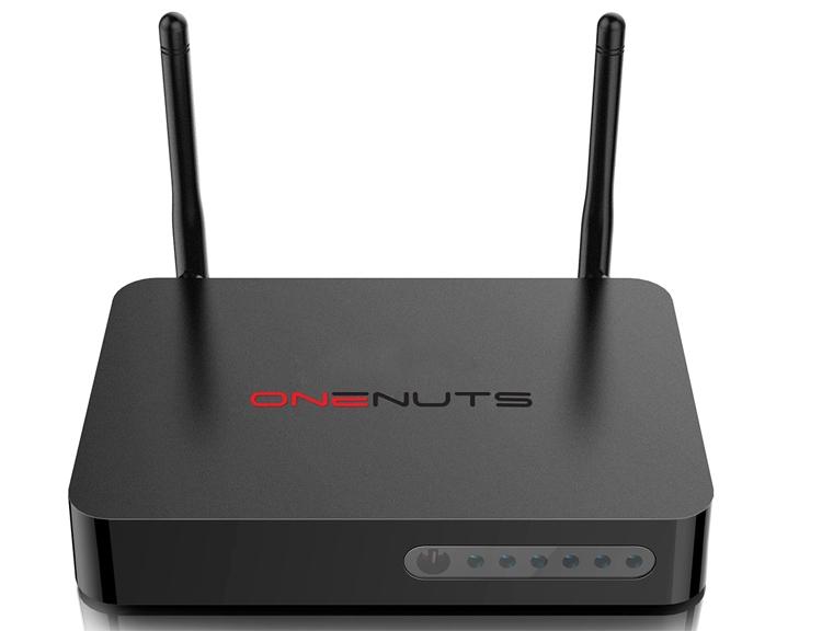 Новая ТВ-приставка Onenuts поддерживает сотовую связь 4G