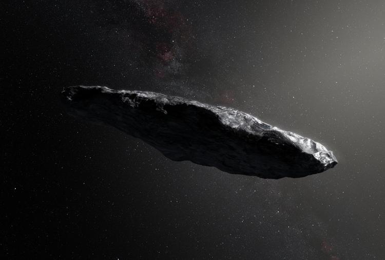 Астероид Оумуамуа из межзвёздного пространства оказался кометой