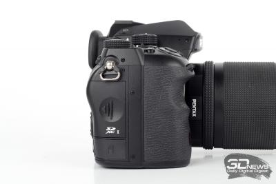 Новая статья: Обзор зеркальной фотокамеры Pentax K-1 II: мощная альтернатива Canon и Nikon