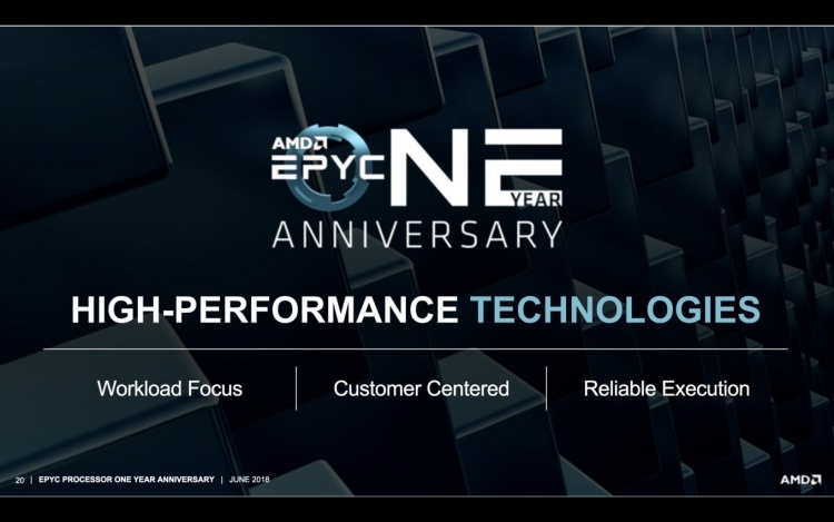 AMD впервые упомянула работу над архитектурой CPU Zen 4
