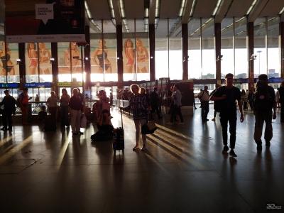LG G7 ThinQ как travel-фотокамера